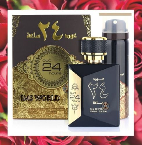 OUD 24 HOURS BY ARD AL ZAAFARAN 100ml