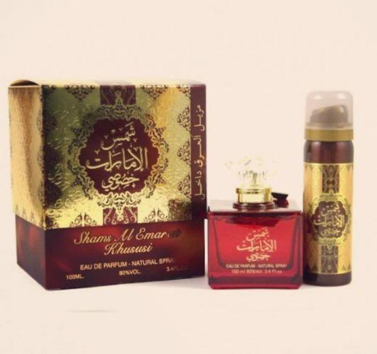 Shams Al Emarat Khususi By Ard Al Zaafaran 100ml With Deo