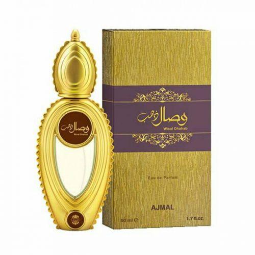 Wisal Dhahab Gold (50ml)Eau De Perfum spray by Ajmal