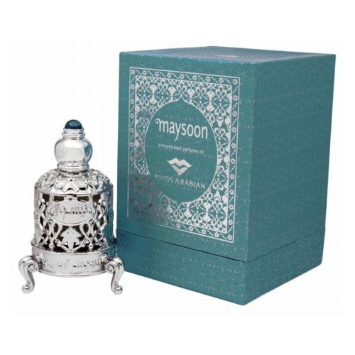 Maysoon Perfume Oil (15ml) By Swiss Arabian